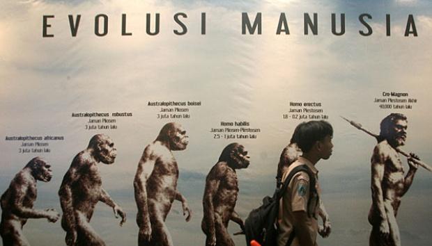 Runtuhnya Teori Evolusi Seiring Penemuan Kebudayaan Jutaan Tahun