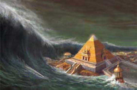 Membuka Tabir Atlantis yang Hilang