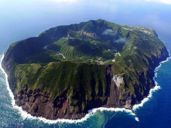 Aogashima, Jepang