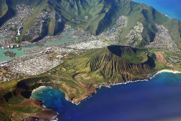 Kawah Koko, Hawaii