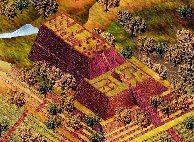 Cagar Budaya Situs Gunung Padang