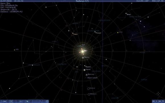 Matahari dan planet 1-1-1 H
