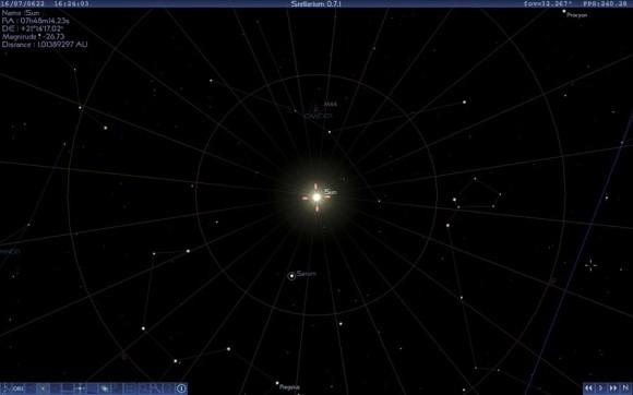 Posisi Matahari Mekkah 1-1-1 H