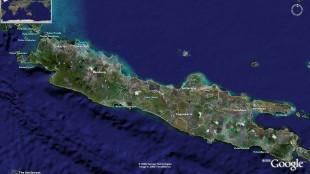 Pulau Jawa Akan Menghilang