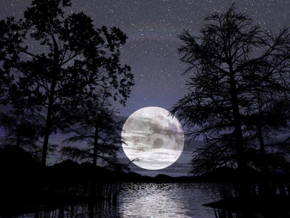 Rahasia yang Tersembunyi dari Bulan