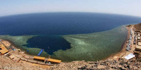 Red Sea Blue Hole, Mesir