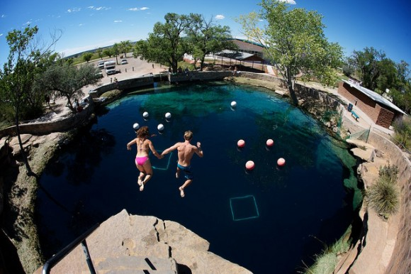 Santa Rosa Blue Hole, AS