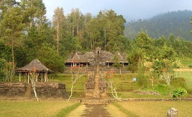 Candi Ceto di Jawa Tengah