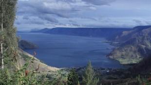 Danau Toba di Sumatera Utara