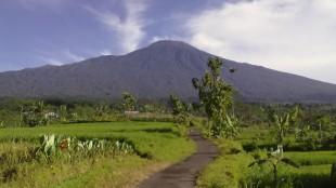 Gunung Slamet Juga Berpotensi Meletus