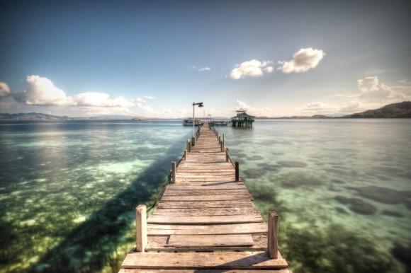 Kanawa Island, Flores
