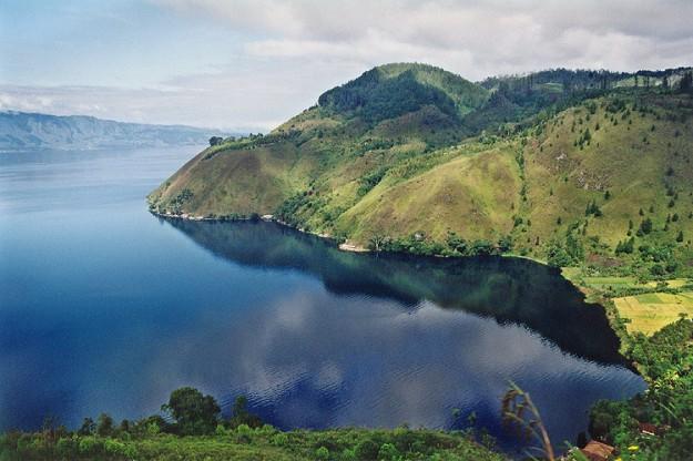 Legenda Terbentuknya Danau Toba