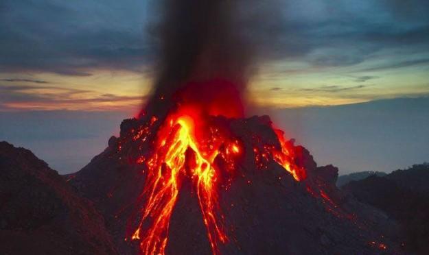 Letusan Gunung Rokatenda