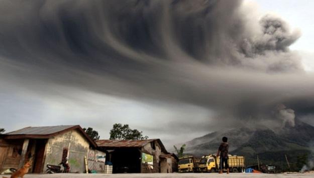 Mitos Gunung Sinabung