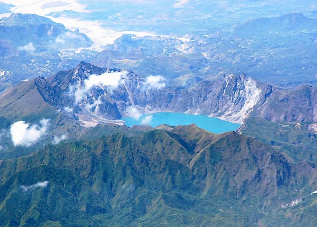 Pinatubo, Filipina,