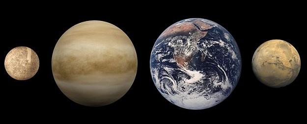 Planet Bagian Dalam Tata Surya