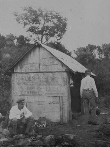 Pondok Hargo Dalem pada tahun 1930.