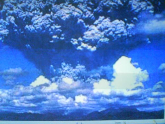 Sejarah Letusan Maha dahsyat Gunung Toba