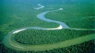 Sungai Salah Satu Bentang Alam