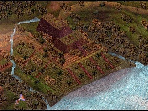 Sketsa Futuristik Situs Gunung Padang