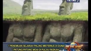 [VIDEO] 7 Peninggalan Sejarah Paling Misterius di Dunia