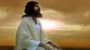 Video Penampakan Yesus di Sebuah Bukit