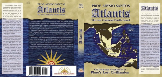 Atlantis The Lost Continents Finally Found""