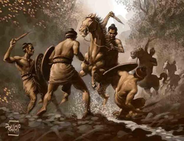 Catatan Sejarah Akhir Serangan Majapahit ke Kediri