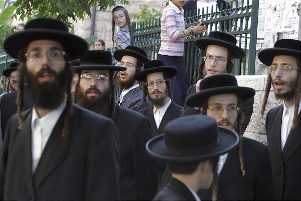 Ciri-Ciri Orang Yahudi