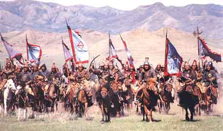 Ekspedisi Pasukan Mongol ke Majapahit