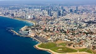 Jaffa Tel Aviv yang seringkali dilafalkan sebagai Java Tel Aviv