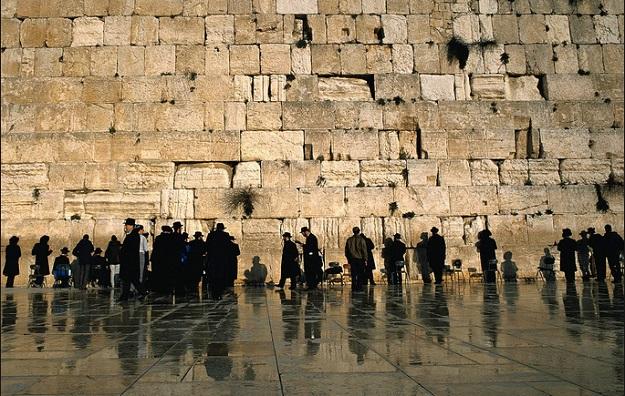 Kaum Yahudi di Tembok Ratapan