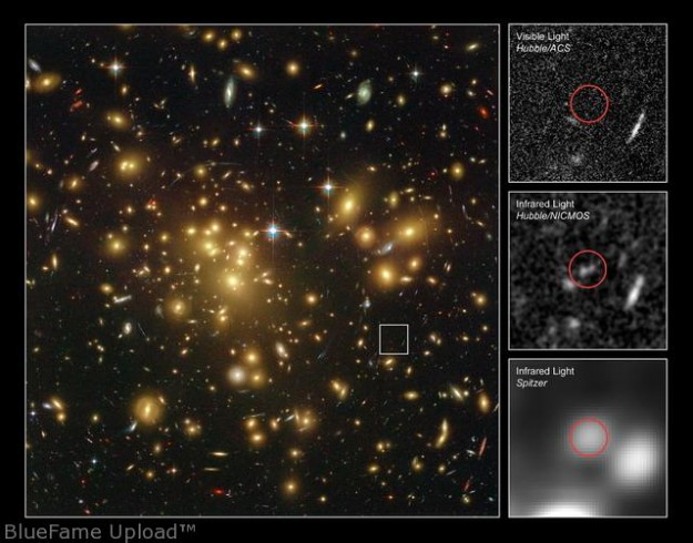 Keajaiban Galaksi Abell 1689