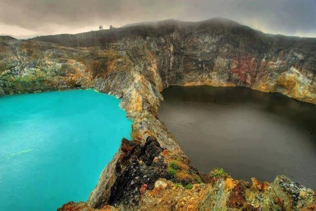 Kelimutu, Danau Paling Berwarna