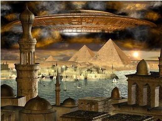 Legenda Kehancuran Atlantis Versi Lain