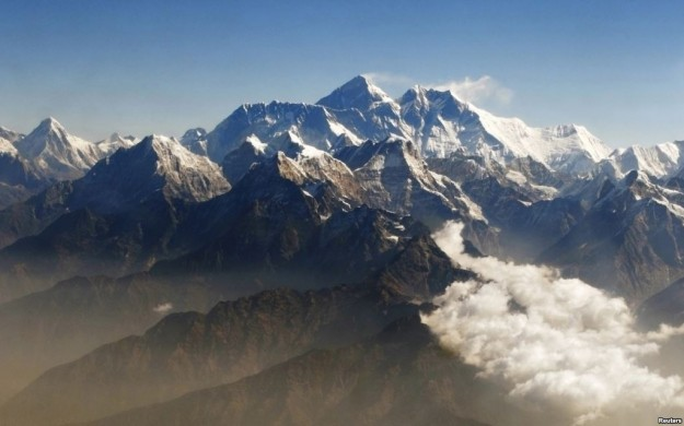 Pemandangan Himalaya