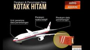 Penemuan Kotak Hitam Tak Bisa Ungkap Rute MH370