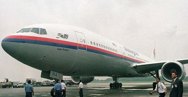 Pesawat Boeing 777 Milik Malaysia Airlines