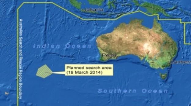 Pesawat MH370 Diyakini di Samudera Hindia