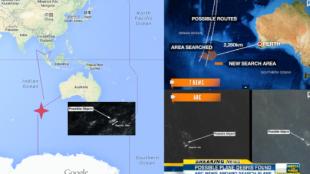 Pesawat MH370 Berakhir di Samudera Hindia