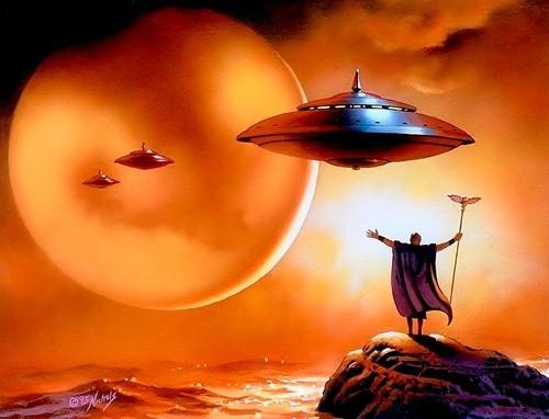 Planet Nibiru dan lebih dikenal sebagai bangsa Annunaki