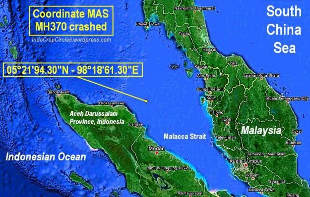 Sekelompok Nelayan Klaim Temukan Pesawat Malaysia Airlines