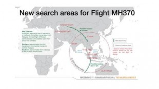 Spekulasi Jatuhnya Pesawat Malaysia Airlines MH370