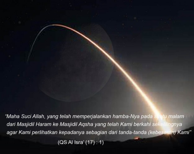 Hadis Tentang Isra Miraj