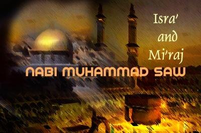 Isra Miraj Rasulullah