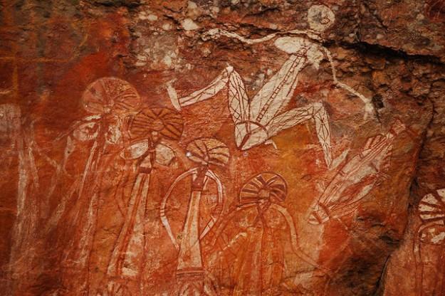 Lukisan Batu Kakadu
