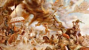 Perang Mahabharata Nyata ?