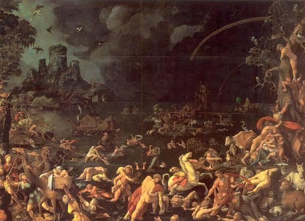 Kehancuran Peradaban Manusia Sekitar Tahun 3000 SM
