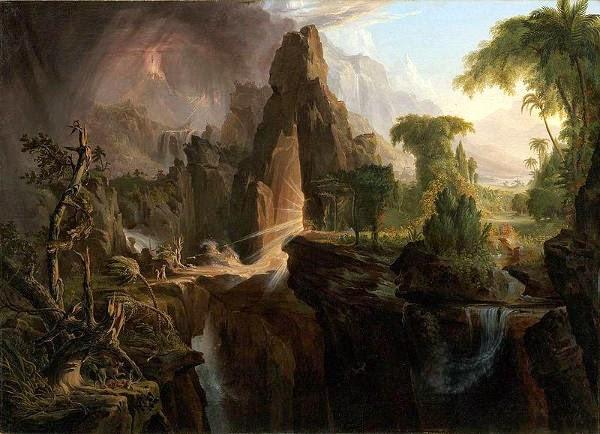 Hancurnya Peradaban Manusia 5000 Tahun yang Lalu