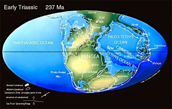 Periode Cretaceous